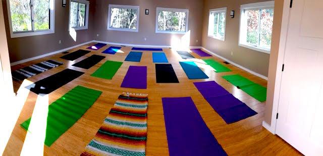 Yoga Retreats in Nature